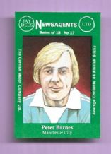 Manchester City Peter Barnes 17